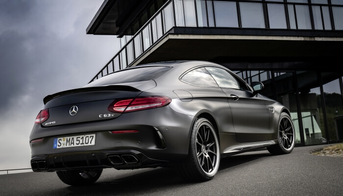 Mercedes-AMG C 63 S 4MATIC