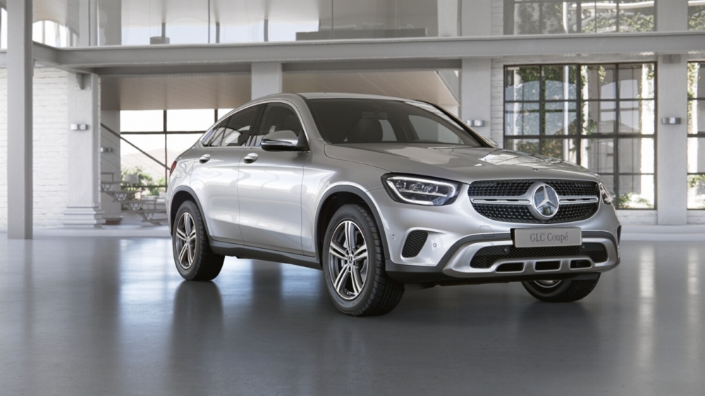 Mercedes-Benz GLC 220 d 4MATIC купе Premium (859)Cеребристый Мохаве металлик