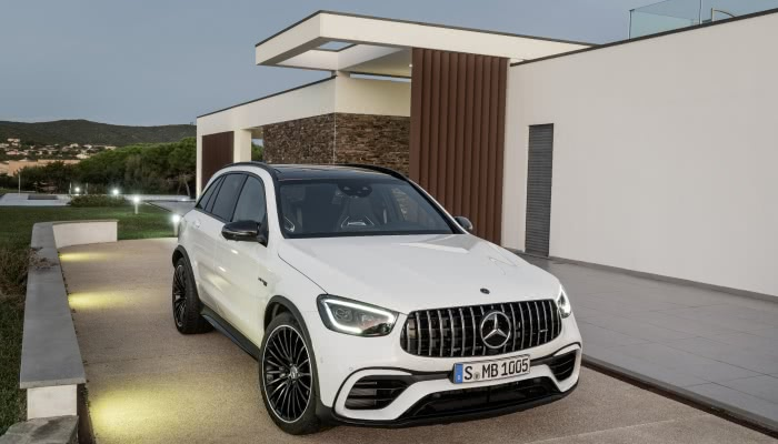 Mercedes-AMG GLC 63 S 4MATIC