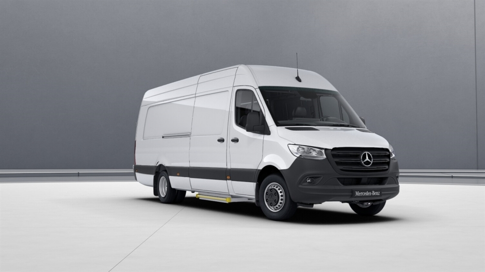 Mercedes-Benz Sprinter VS30 Tourist Ultimate 516 CDI (9147)Арктический белый