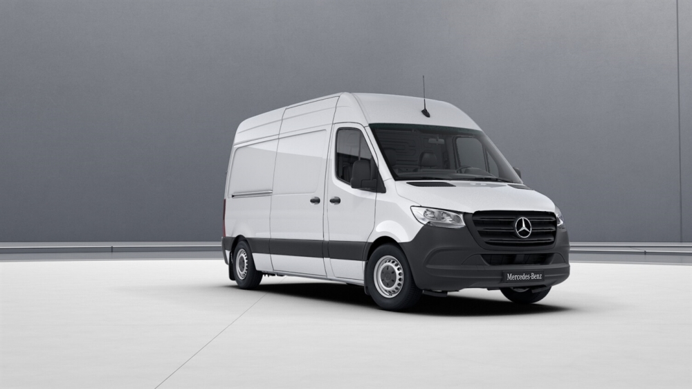 Mercedes-Benz Sprinter VS30 Van 3,5t 3924 311CDI (9147)Арктический белый
